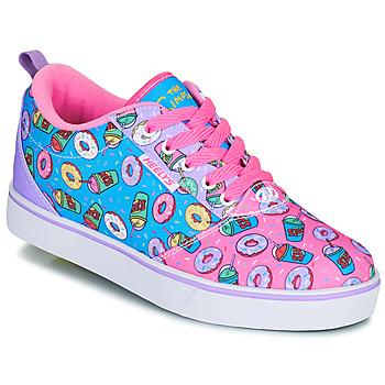 Sko Børn Sko med hjul Heelys PRO 20 Pink / Lavendel / Blå