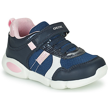 Sko Dreng Lave sneakers Geox B PILLOW Blå