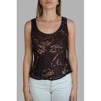textil Dame Toppe / T-shirts uden ærmer Marly's  Brun