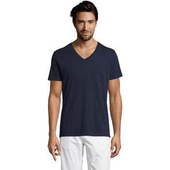T-shirts m. korte ærmer Sols  Master camiseta hombre cuello pico