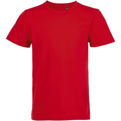 textil Børn T-shirts m. korte ærmer Sols CAMISETA DE MANGA CORTA Rojo