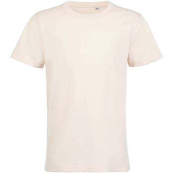 textil Børn T-shirts m. korte ærmer Sols CAMISETA DE MANGA CORTA Rosa