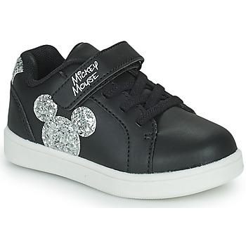 Sko Børn Lave sneakers Disney MICKEY Sort