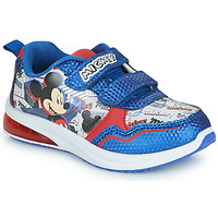 Sko Dreng Lave sneakers Disney MICKEY Blå