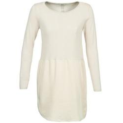 textil Dame Korte kjoler Only DANCER BEIGE