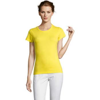 T-shirts m. korte ærmer Sols  Miss camiseta manga corta mujer