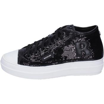 Sko Dame Høje sneakers Rucoline BH358 Sort