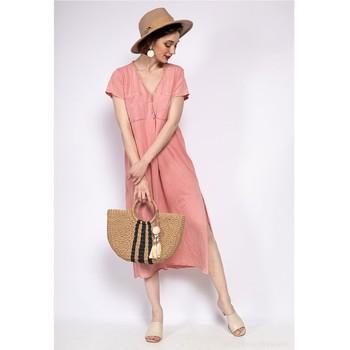 textil Dame Korte kjoler Fashion brands 6658-CORAIL Koral