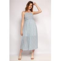 textil Dame Korte kjoler Fashion brands 571-BLEU-CLAIR Blå / Lys