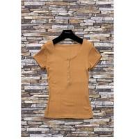 textil Dame Toppe / Bluser Fashion brands HS-2863-BROWN Brun