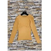 textil Dame Toppe / Bluser Fashion brands HD-2813-N-BROWN Brun