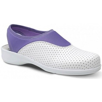 Sko Dame Lave sneakers Feliz Caminar Zueco Laboral SPORT LYCRA - Flerfarvet