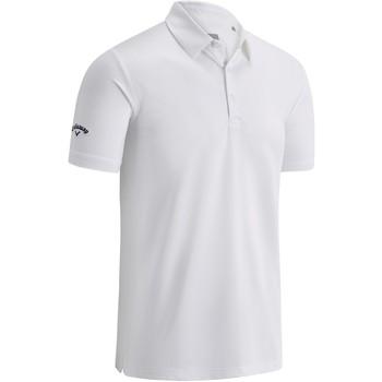 textil Herre Polo-t-shirts m. korte ærmer Callaway CW025 Bright White