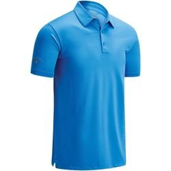 textil Herre Polo-t-shirts m. korte ærmer Callaway CW025 Spring Break Sky
