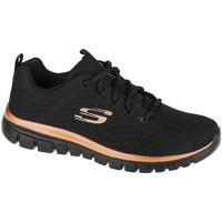 Sko Dame Lave sneakers Skechers Graceful-Get Connected Sort