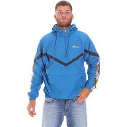textil Herre Jakker Diadora 502175815 Blå
