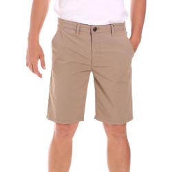 textil Herre Shorts Lumberjack CM80648 002EU Beige