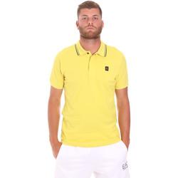 textil Herre Polo-t-shirts m. korte ærmer Refrigiwear RM0T24000PX9032 Gul