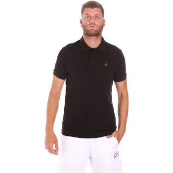 textil Herre Polo-t-shirts m. korte ærmer Refrigiwear RM0T25900PQ9002 Sort