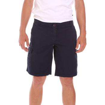 textil Herre Shorts Lumberjack CW80748 002EU Blå