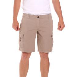 textil Herre Shorts Lumberjack CW80748 002EU Beige