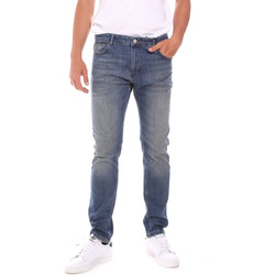 textil Herre Jeans Lumberjack CMB3447 002EU Blå