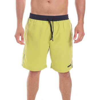 textil Herre Shorts Diadora 102175862 Gul