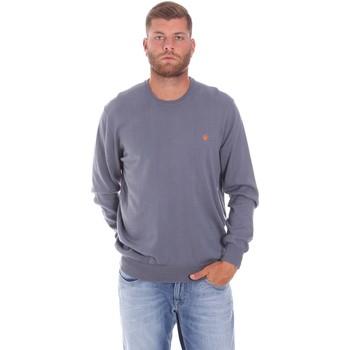 textil Herre Pullovere Lumberjack CM96341 007EU Grå