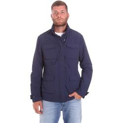 textil Herre Jakker Lumberjack CW68821 002EU Blå
