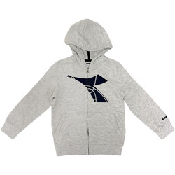 textil Børn Sweatshirts Diadora 102175893 Grå