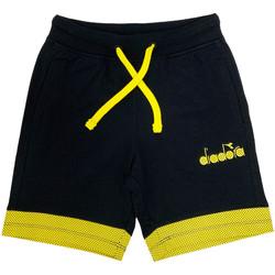textil Børn Shorts Diadora 102175908 Sort