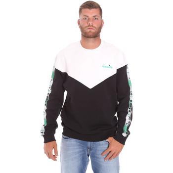 textil Herre Sweatshirts Diadora 502176091 Sort