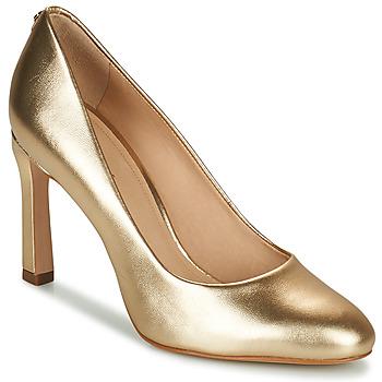 Sko Dame Højhælede sko Cosmo Paris ZOLIA Guld