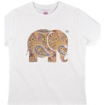 textil Dame Skjorter / Skjortebluser Trendsplant CAMISETA MUJER  029940WPTW Hvid