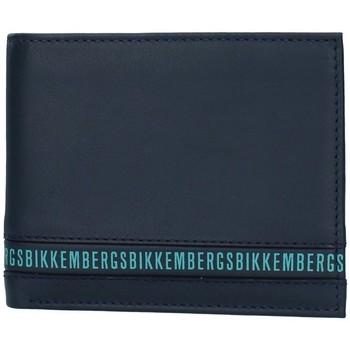 Tasker Herre Tegnebøger Bikkembergs E2BPME2D3043 BLUE