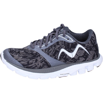 Sko Dame Lave sneakers Mbt BH445 ZOOM 18 Fast Grå