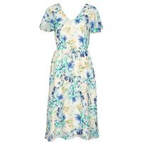 textil Dame Lange kjoler Vero Moda VMJASMINE Flerfarvet