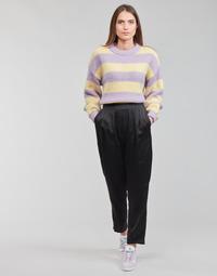 textil Dame Løstsiddende bukser / Haremsbukser Vero Moda VMKYRA Sort