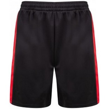 textil Herre Shorts Finden & Hales LV885 Black/Red