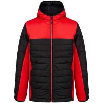 textil Herre Dynejakker Finden & Hales LV660 Black/Red
