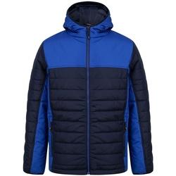 textil Herre Dynejakker Finden & Hales LV660 Navy/Royal Blue