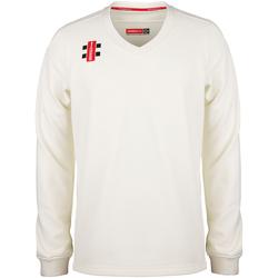 textil Sweatshirts Gray-Nicolls GN029 Ivory