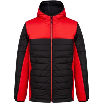 textil Dynejakker Finden & Hales LV660 Black/Red