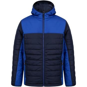 textil Dynejakker Finden & Hales LV660 Navy/Royal Blue