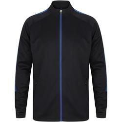 textil Dame Sportsjakker Finden & Hales  Navy/Royal Blue