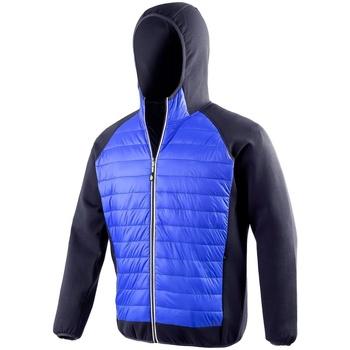 textil Herre Dynejakker Spiro S268M Royal Blue/Navy