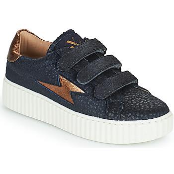 Sko Dame Lave sneakers Vanessa Wu MISTRAL Blå
