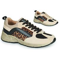 Sko Dame Lave sneakers Vanessa Wu LOMBARDE Beige