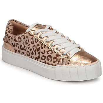Sko Dame Lave sneakers Vanessa Wu LEVANTER Leopard