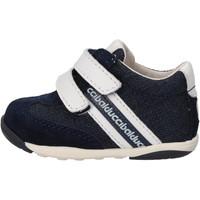 Sko Dreng Lave sneakers Balducci AG931 Blå